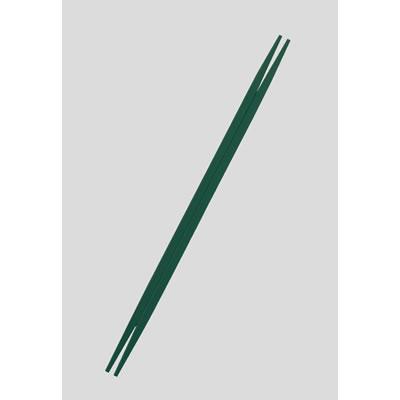 送料無料 Daiwa|業務用箸|プラスチック製|飲食店|学食|社員食堂 50膳セット 利休箸(りきゅうばし) 緑(24.0cm) (台和)[ER-240-G]