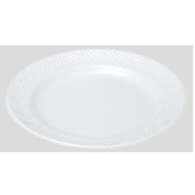 送料無料 Daiwa|強化磁器食器|洋食器|業務用食器|飲食店|カフェ|施設 10個セット/10個以上端数注文可 ミート皿 ピグレコ(Φ210×H22mm) (台和)[HC-73-PG]