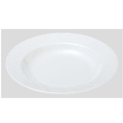送料無料 Daiwa 強化磁器食器 洋食器 業務用食器 飲食店 カフェ 施設 10個セット/10個以上端数注文可 スープ皿 ピグレコ(Φ236×H32mm) (台和)[HC-79-PG]