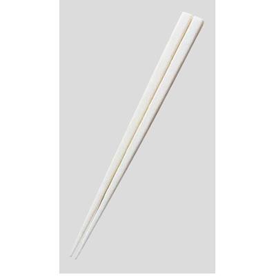 送料無料 Daiwa|業務用箸|プラスチック製|メラミン製|飲食店|学食|社員食堂 50膳セット メラミン角箸 19.5cm アイボリー (台和)[MT-195-IV]