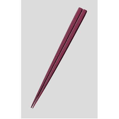 送料無料 Daiwa|業務用箸|プラスチック製|メラミン製|飲食店|学食|社員食堂 50膳セット メラミン角箸 19.5cm エンジ (台和)[MT-195-R]