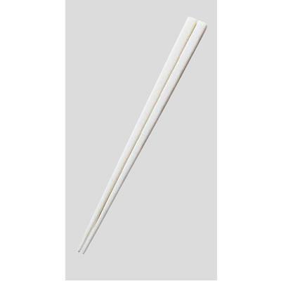 送料無料 Daiwa|業務用箸|プラスチック製|メラミン製|飲食店|学食|社員食堂 50膳セット メラミン角箸 21.0cm アイボリー (台和)[MT-210-IV]