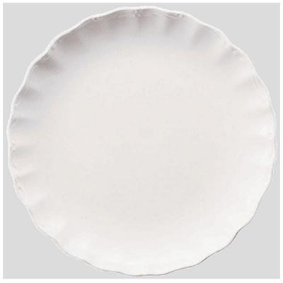 送料無料 Daiwa|プラスチック食器|メラミン製|業務用食器|大皿|バイキング 10個セット/10個以上端数注文可 オードブル・小 リーフ(Φ360×H38mm) (台和)[RD-10-L]