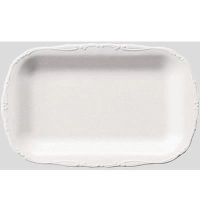 送料無料 Daiwa|プラスチック食器|メラミン製|業務用食器|社員食堂|学食|飲食店 10個セット/10個以上端数注文可 角プラター リーフ(290×182×H26mm) (台和)[RD-23-L]