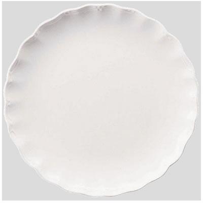 送料無料 Daiwa|プラスチック食器|メラミン製|業務用食器|大皿|バイキング 10個セット/10個以上端数注文可 オードブル・大 リーフ(Φ400×H40mm) (台和)[RD-9-L]