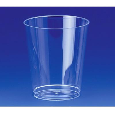 送料無料 Daiwa|使い捨てカップ|コップ|容器|プラスチック|イベント 入数750 パーティーカップ クリア(Φ80×H91mm・310ml) (台和)[S-11]