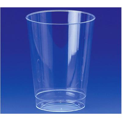 【送料無料】【Daiwa|使い捨てカップ|コップ|容器|プラスチック|イベント|パーティー|硬質】【入数750】10ozカップ クリア(Φ76×H100mm・280ml) (台和)[S-12]