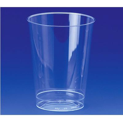 送料無料 Daiwa|使い捨てカップ|コップ|容器|プラスチック|イベント|パーティー|硬質 入数1,000 8ozカップ クリア(Φ69×H90mm・220ml) (台和)[S-13]
