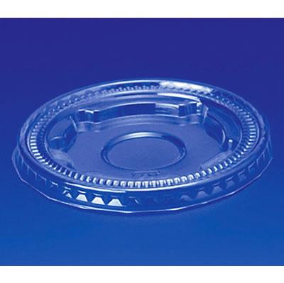 Daiwa|使い捨てカップ|コップ|容器|プラスチック|イベント|パーティー|集客 入数1,500 10ozカップ用蓋 クリア(Φ79.8×H7.5mm) (台和)[S-15]
