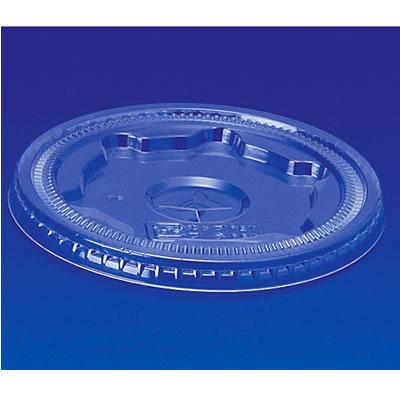 送料無料 Daiwa|使い捨てカップ|コップ|容器|プラスチック|イベント 入数2,000 PETカップ用蓋 クリア(Φ100×H8mm) (台和)[S-23]