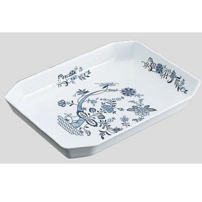 送料無料 Daiwa|プラスチック食器|メラミン製|業務用食器|大皿|バイキング 10個セット/10個以上端数注文可 デリファン モゼール(340×241×H53mm) (台和)[SH-10]