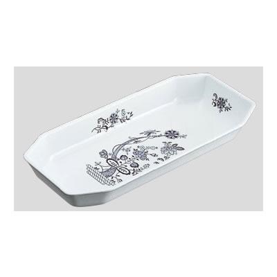 送料無料 Daiwa|プラスチック食器|メラミン製|業務用食器|大皿|バイキング 10個セット/10個以上端数注文可 デリファン モゼール(340×151×H53mm) (台和)[SH-11]