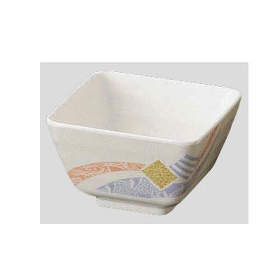 Daiwa プラスチック食器 メラミン製 業務用食器 社員食堂 学食 飲食店 10個セット 10個以上端数注文可 角小鉢 パステOkXPnN0wZ8