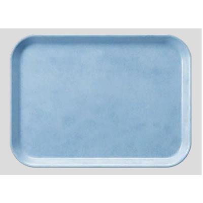送料無料 Daiwa|プラスチック製|業務用|飲食店|食堂|施設|FRP 10個セット/10個以上端数注文可 長角トレー ライトブルー(410×302×H20mm) (台和)[AP-410-LB]