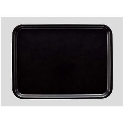 送料無料 Daiwa|プラスチック製|業務用トレー|飲食店|食堂|施設|FRPトレー 10個セット/10個以上端数注文可 長角トレー ブラック(440×330×H20mm) (台和)[AP-440-BK]