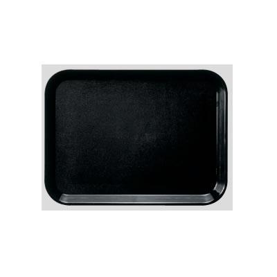 Daiwa|プラスチック製|業務用トレー|飲食店|カフェ|食堂 PPトレー 10個セット/10個以上端数注文可 長角トレー・小 ブラック(437×325×H20mm) (台和)[DP-30-BK]