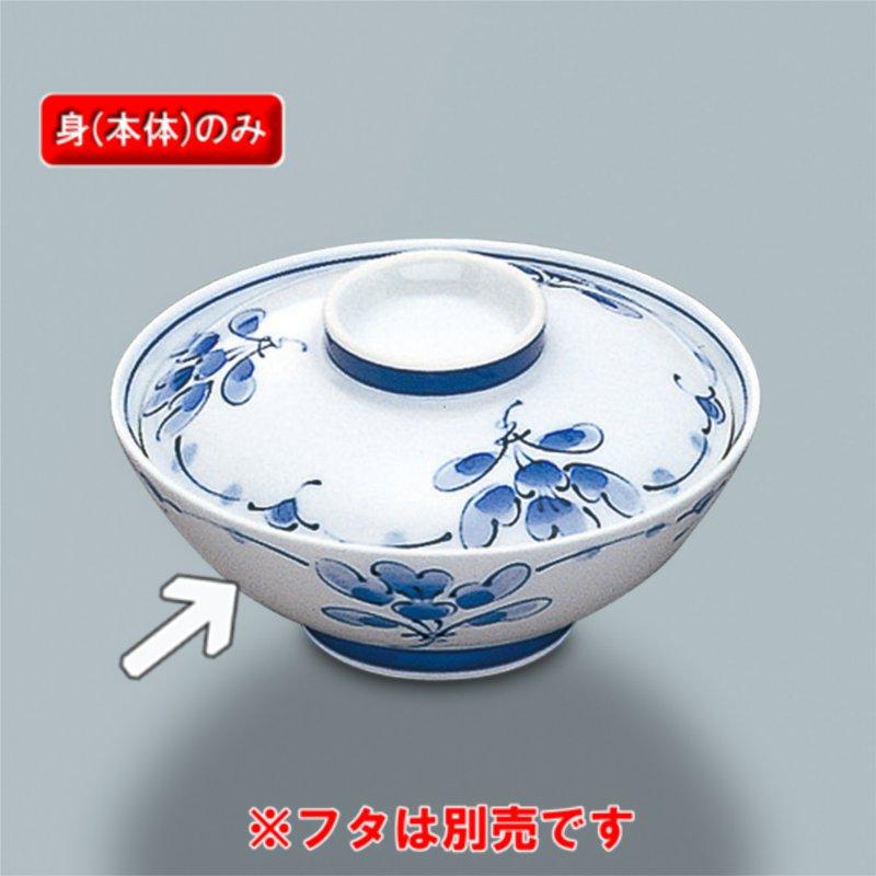 青風 飯碗 (有田焼手描き) 146×H58 430ml 三信化工[KB-811 SEI]