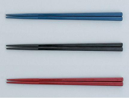 箸/50膳入 PPS製角箸 (19cm)(耐熱温度260℃) スリーライン[TC-19] 業務用 定番 プラスチック製 樹脂製 食器 はし 食堂 施設