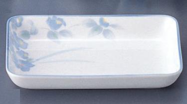 軽量強化セラミック 美ヶ原 長角深皿 17.5×12.3×2.5cm うつわ(Vol.15)[493-65-205] 10点セット/10点以上端数注文可