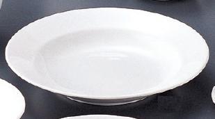 軽量強化セラミック LSP 9吋スープ皿 23.5×3.8cm うつわ(Vol.15)[620-64-625] 10点セット/10点以上端数注文可