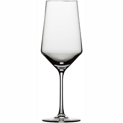 送料無料 ワイングラス セット ZWIESEL(ツヴィーゼル)・ピュアシリーズ ボルドー 112420(680cc)(入数:6)(EBM18-1)(1259-04)