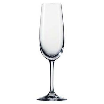 送料無料 ワイングラス セット Eisch(アイシュ)・ヴィノ・ノビレコレクション シャンパン 25511070(220cc)(入数:6)(EBM18-1)(1267-10)