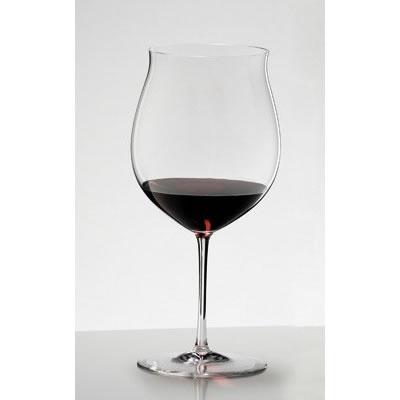 送料無料 ワイングラス RIEDEL・リーデル(ソムリエシリーズ) 赤ワイン ブルゴーニュグランクリュ 4400/16(1050cc)(入数:1)(EBM18-1)(1231-02)