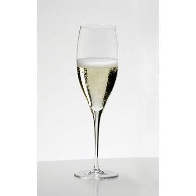 送料無料 ワイングラス RIEDEL・リーデル(ソムリエシリーズ) シャンパン ヴィンテージシャンパーニュ4400/28(330cc)(入数:1)(EBM18-1)(1232-02)