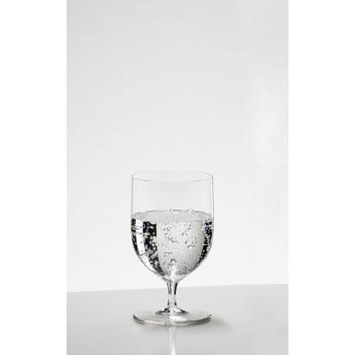 送料無料 ワイングラス チェイサー・お冷・水 RIEDEL・リーデル(ソムリエシリーズ) ウォーター ウォーター4400/20(290cc)(入数:1)(EBM18-1)(1232-08)