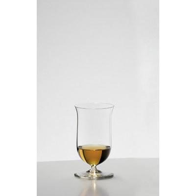 送料無料 ワイングラス RIEDEL・リーデル(ソムリエシリーズ) ブランデー・ウイスキー シングル・モルト・ウイスキー4400/80(200cc)(入数:1)(EBM19-1)(1286-07)