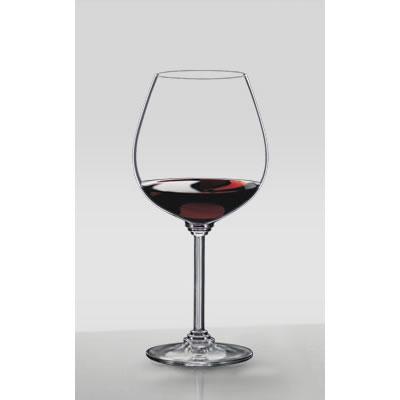 ワイングラス セット RIEDEL・リーデル(ワインシリーズ) 赤ワイン ピノ・ノワール/ネッピオーロ6448/7(700cc)(入数:2)(EBM19-1)(1291-03)