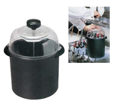 送料無料 ワイン・バー用品 業務用 リキュールポーラー用洗浄機 12個用 リキュールポーラークリーニングシステム11000(EBM19-1)(1395-33)