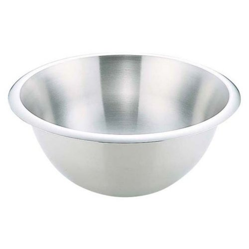 料理道具 ボール ステンレス 最高レベルの高品質! マトファ 18-10丸底ボール703030 30cm (7-0242-0303)