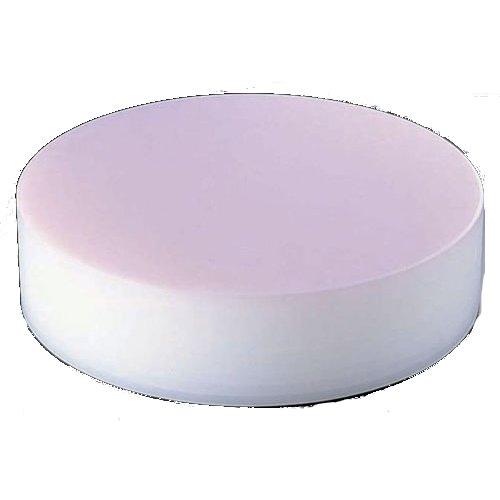 まな板 送料無料 中華用:大・厚さ103mm 積層 プラスチックカラー中華まな板 ピンク ★ (7-0354-0603)