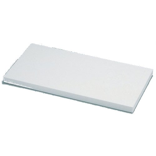 まな板 トンボ 抗菌剤入り業務用まな板(ポリエチレン)600×300×(30mm) (7-0343-0205)