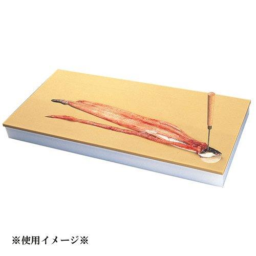 まな板 送料無料 鮮魚専用プラスチックまな板2号 600×300×(40mm) ★ (7-0344-0602)
