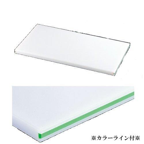 まな板 送料無料 住友 業務用 カラーライン付きスーパー耐熱まな板 緑 20SWL 600×300×(20mm) ★ (7-0341-0307)
