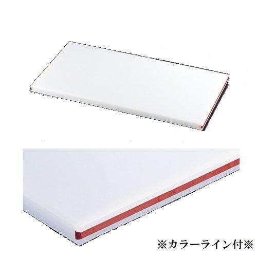 まな板 送料無料 住友 業務用 カラーライン付きスーパー耐熱まな板 茶 SSTWL 500×270×(30mm) ★ (7-0341-0322)