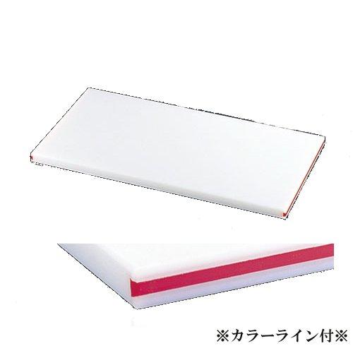 まな板 送料無料 住友 業務用 カラーライン付きスーパー耐熱まな板 赤 30SWL 600×300×(30mm) ★ (7-0341-0312)