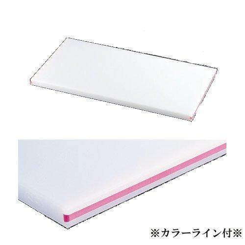 まな板 住友 業務用 カラーライン付き(桃)プラスチックまな板 20SOL 600×300×(20mm) ★ (7-0342-0310)