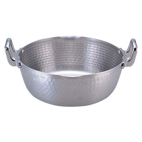 雪平鍋:36cm アルミ 両手雪平鍋36cm (7-0046-0304)