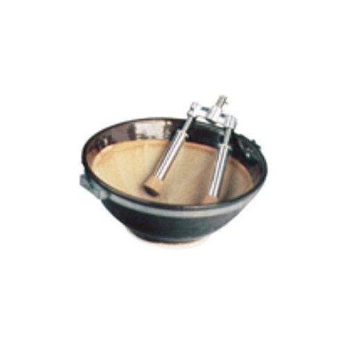 ※代引不可 メーカー直送 送料無料 製パン用機械 KR ミニ別売品 2本キネ棒カブト付セット (7-1095-0702)