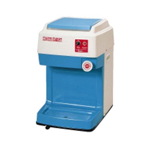 送料無料 かき氷機 スワン 電動式 キューブアイスシェーバー FM-800 (7-0888-0501)