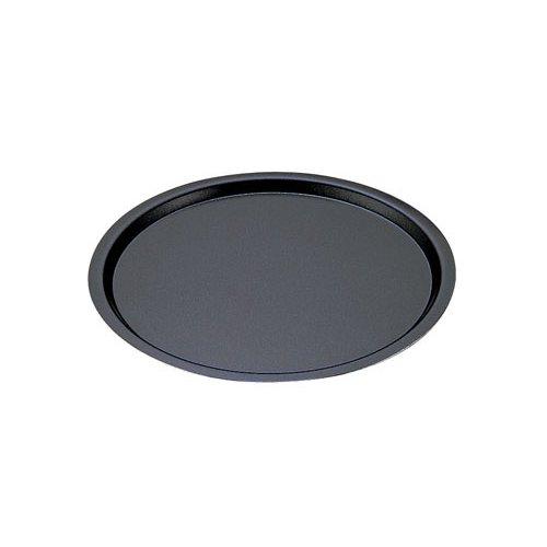 本格派ピザ用品 ピザ皿 新色追加 生地がこびりつかず洗いもラクラク ストロングコートピザパン φ198×H10 人気の製品 7インチ 7-0897-0602