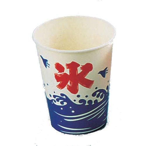 かき氷用品 2500個入 紙カップ SCV-275 ニュー氷 (2500入) (7-0894-2301)