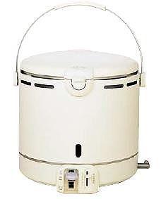 炊飯器 送料無料 1升を約16分で炊き上げます! パロマ ガス炊飯器 PR-200DF 2合~11合 LPガス(6-0621-1001)