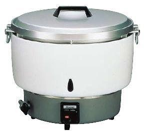 炊飯器 送料無料 リンナイガス炊飯器 RR-30S1 10合~30合 LPガス(7-0653-0901)