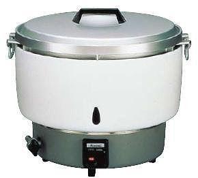 炊飯器 送料無料 リンナイガス炊飯器 RR-40S1 15合~40合 LPガス(6-0622-1001)