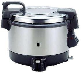 炊飯器 送料無料 プラスチック製 パロマ ガス炊飯器 PR-3200S (電子ジャー付) 4.4合~16.5合 12・13A(6-0621-0902)