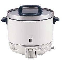 炊飯器 送料無料 大型バーナーで抜群の炊上げ性能! パロマ ガス炊飯器 PR-303SF 4.5合~16.7合 12・13A(6-0621-0302)